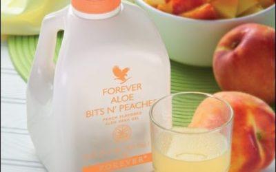 Forever Aloe Bits N' Peaches