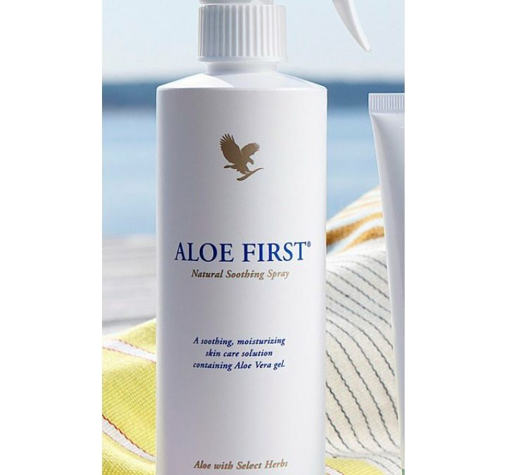 Forever Aloe First