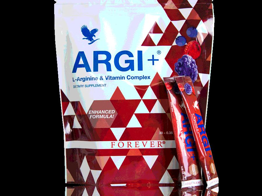 Argi+ Forever: L-Arginina & Vitamin Complex